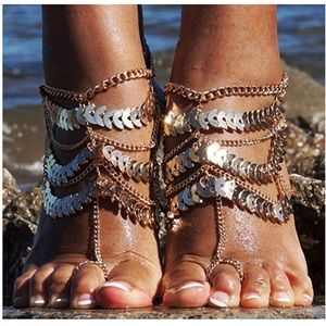 Multilayer Barefoot Sandals